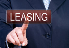 Business lease Royalty Free Stock Photography