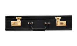 Business leather briefcase. Royalty Free Stock Photography
