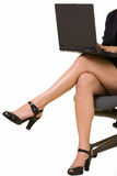 Business Legs Stock Image