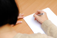 Business letter Stock Photo