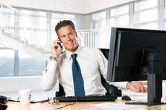 Business life Royalty Free Stock Photography