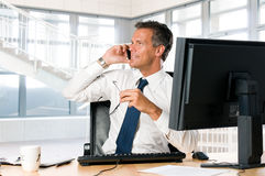 Business life Stock Images