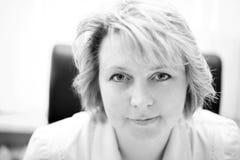 business life mid woman Στοκ φωτογραφία με δικαίωμα ελεύθερης χρήσης
