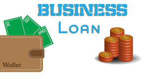 Business loan Royalty Free Stock Photo