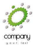 Business logo stock image