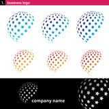 Business logo Stock Photos