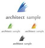Business Logo. Engineering concept logo symbol illustration Royalty Free Stock Image