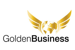 Business Logo. For smart business corporations Royalty Free Stock Photo