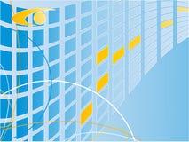 business logo template vector απεικόνιση αποθεμάτων