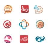 Business Logo Templates Royalty Free Stock Photo