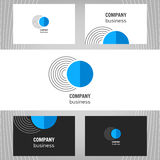 Business logo. Vector design element for editing Stock Photos