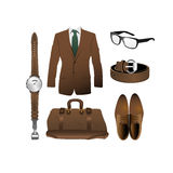 Business Look Stock Images