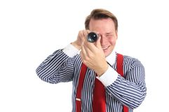 Business lookout Stock Image