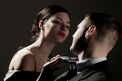Business love royalty free stock photo
