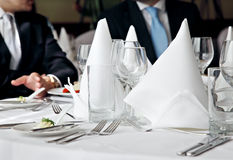 Free Business Lunch Meeting Stock Photo - 12478520