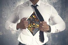 Business machine Stock Photography