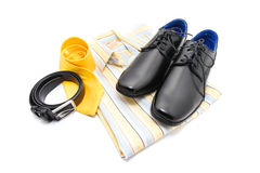 Business or Male accessories Royalty Free Stock Photo