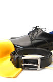 Business or Male accessories Stock Photography