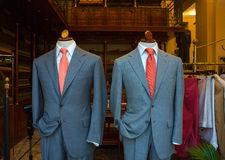 101901eec563 Business male suits. On shop mannequins high fashion retail display royalty  free stock images