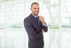 Business man Stock Photography