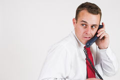 Business man #13 Royalty Free Stock Photography