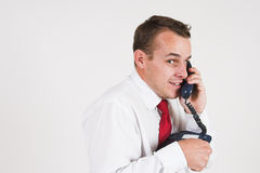 Business man #14 Royalty Free Stock Photos