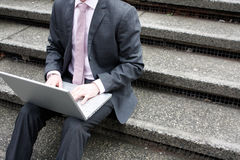 Business man Royalty Free Stock Photo