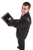 Business man #18 Royalty Free Stock Photo