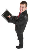 Business man #19 Royalty Free Stock Image