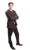 A business man Royalty Free Stock Image