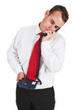 Business man #27 Royalty Free Stock Photo