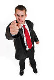 Business man #29 Royalty Free Stock Photography