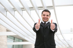 business man Стоковое Изображение