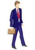 Business man stock illustration