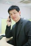 Business man Stock Photo