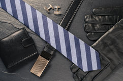 Business man accessories Stock Photography