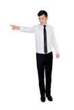Business man angry Stock Photos