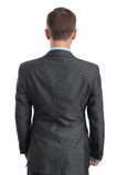 Business man back view Stock Photos