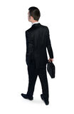Business man back view Royalty Free Stock Photography