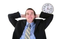 Business Man Break Stock Photos