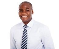 Business man closeup Stock Photos