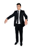 Business man doll concept Stock Photo