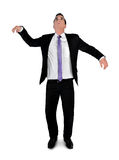 Business man doll concept Stock Photography