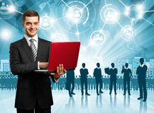 Business Man Employer Stock Images