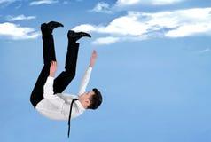 Business man fall Stock Photos