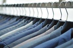 Business man fashion shop Stock Photography