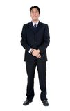 Business man - full body Royalty Free Stock Images