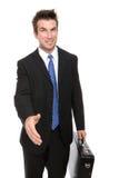 Business Man Handshake Stock Images