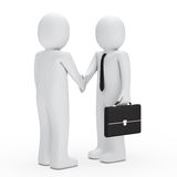 Business man handshake Royalty Free Stock Images