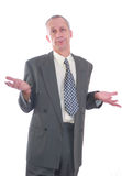Business man help Stock Images